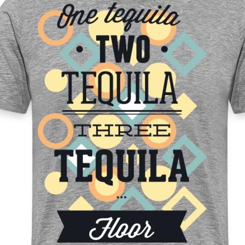Tequila - Männer Premium T-Shirt