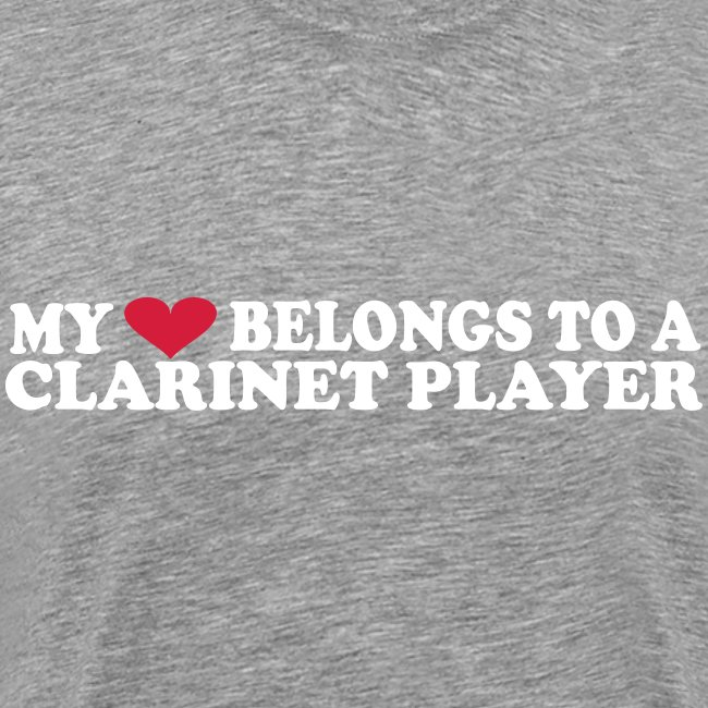 My Love Belongs to a Clarinet Player