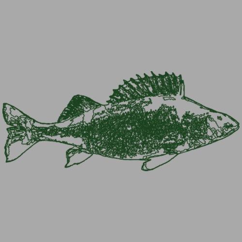 Perch - Miesten premium t-paita