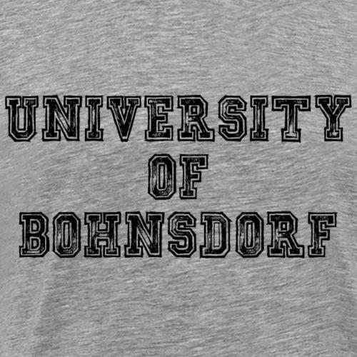 University of Bohnsdorf - Männer Premium T-Shirt
