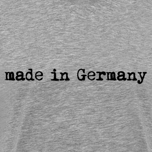 made-in-Germany - Männer Premium T-Shirt