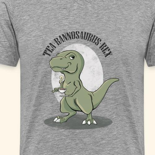 T Rex Dinosaur - Camiseta premium hombre