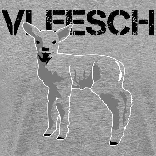 vleesh lam - Men's Premium T-Shirt