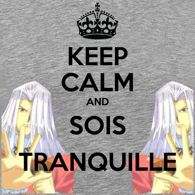 SOIS TRANQUILLE SD