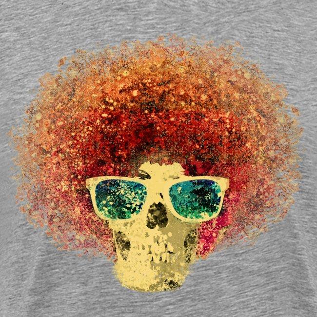 Freaky Skull Vintage