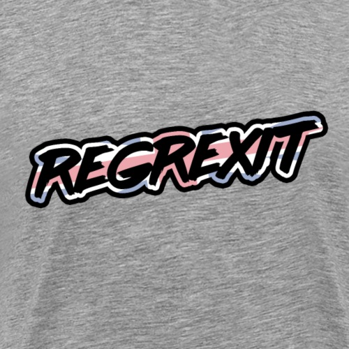 REGREXIT - Men's Premium T-Shirt