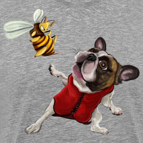 Bee Fighter - Men's Premium T-Shirt