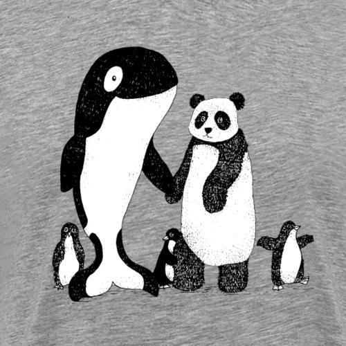 Famille originale - T-shirt Premium Homme