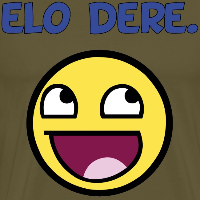 DERE lolface finish black fixed gif