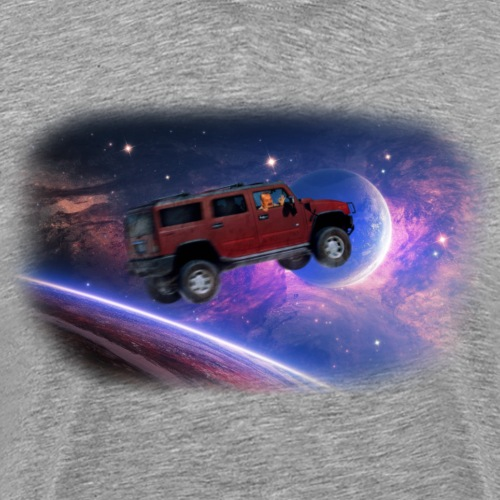 Hummer & Risitas - T-shirt Premium Homme