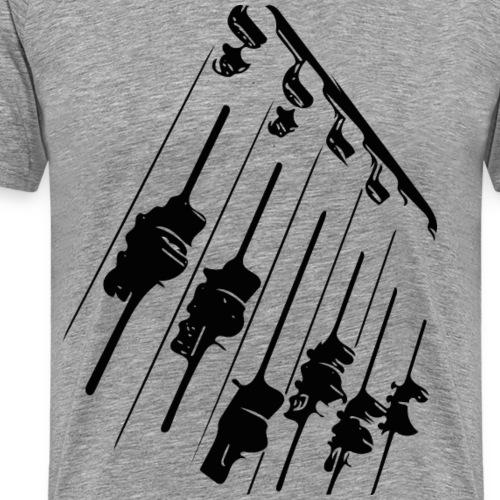 Mischpult - Männer Premium T-Shirt