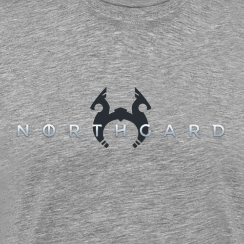 Logo Northgard - T-shirt Premium Homme