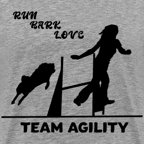 Team Agility Hundesport Design