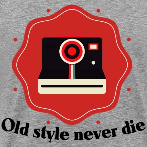 Pola never die - T-shirt Premium Homme