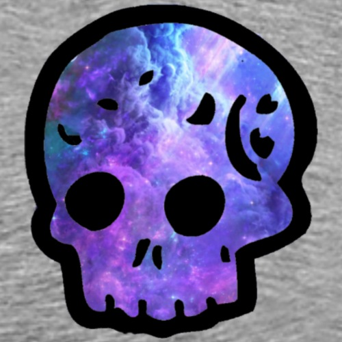Skull craneo nebulosa