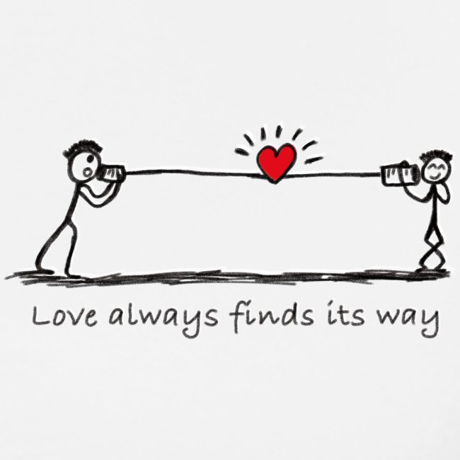Love always finds its way