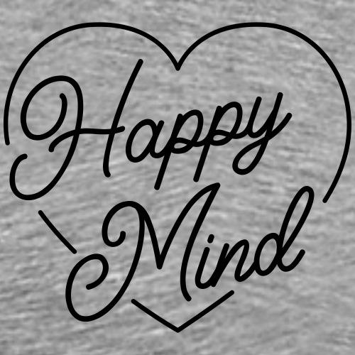 Happy Mind - Männer Premium T-Shirt