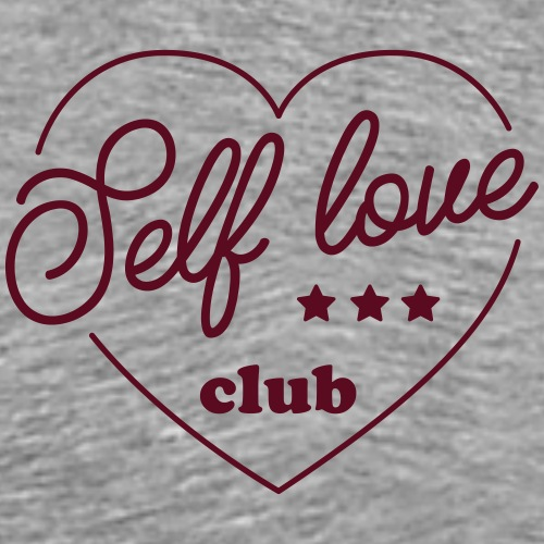 self love club - Männer Premium T-Shirt