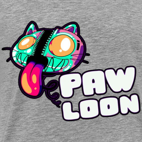 PAWLOON - Men's Premium T-Shirt