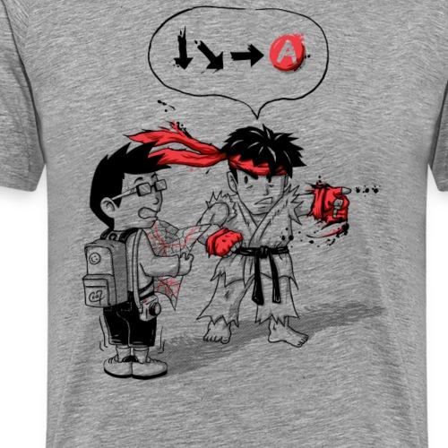 Hadoken? - Men's Premium T-Shirt