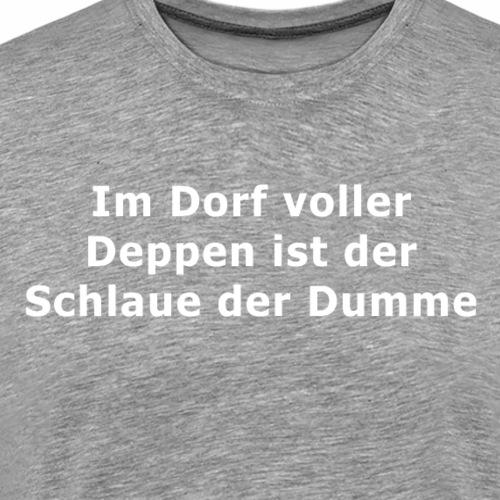 Dorf - Männer Premium T-Shirt