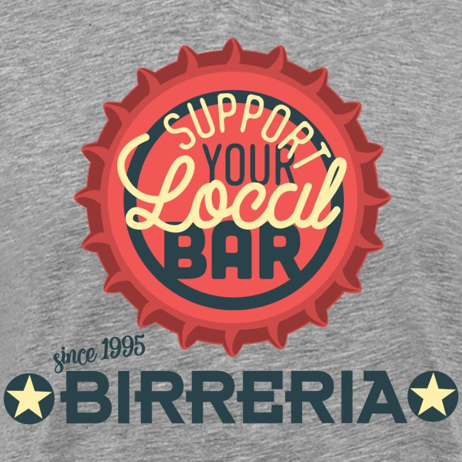 Support Your Local Bar