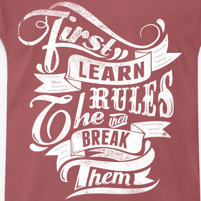 First Learn Rules