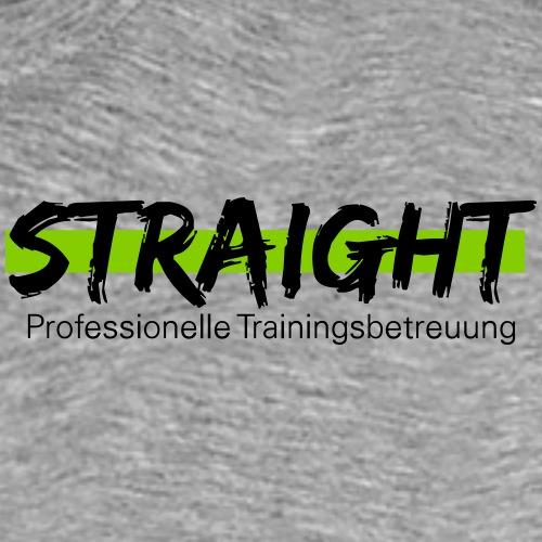 Straight Klein - Männer Premium T-Shirt