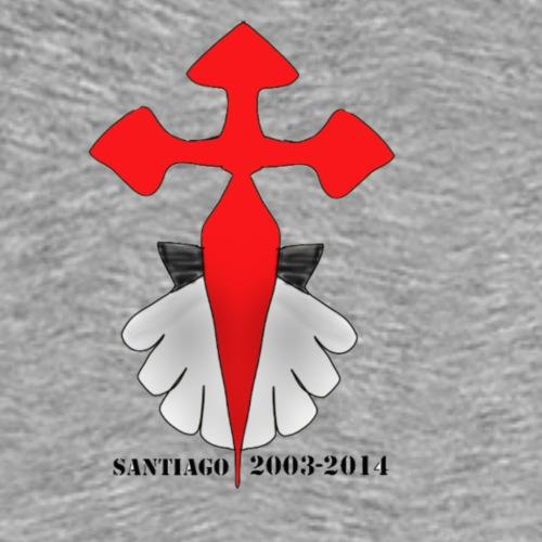 santiago 2003 - Men's Premium T-Shirt