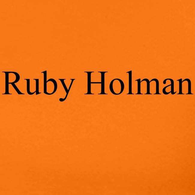 Ruby Holaman