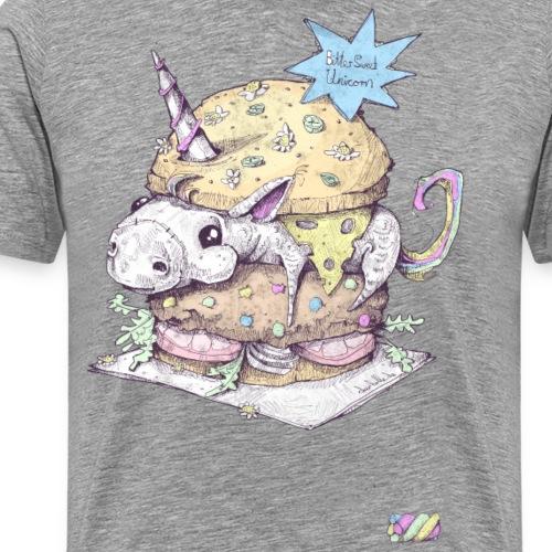 Bitter Sweet Unicorn V2 - Männer Premium T-Shirt