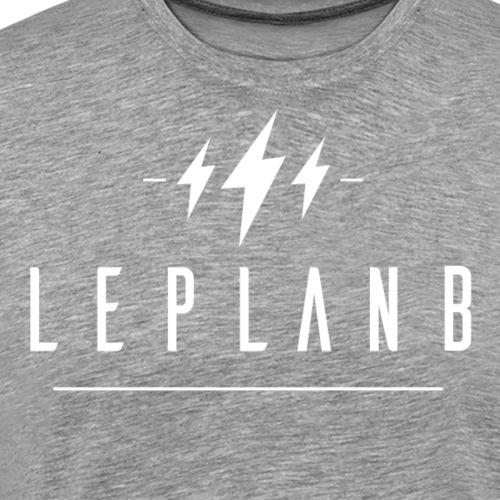 Le Plan B® white - T-shirt Premium Homme