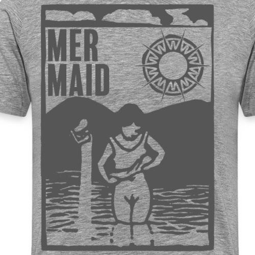Mermaid - T-shirt Premium Homme