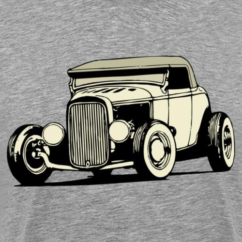 car 03 - Men's Premium T-Shirt