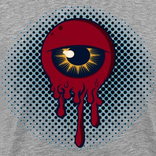 occhio - Maglietta Premium da uomo