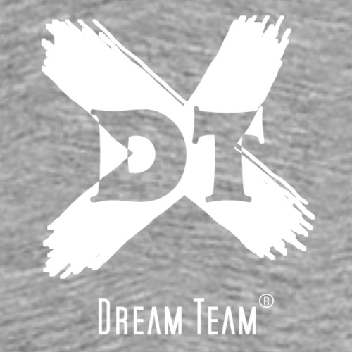 DREAM TEAM CLASSIC LOGO - Männer Premium T-Shirt