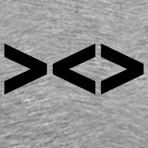 Black Fish Bold - Men's Premium T-Shirt