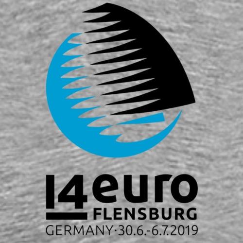 EURO2019 Design Shirt - Männer Premium T-Shirt