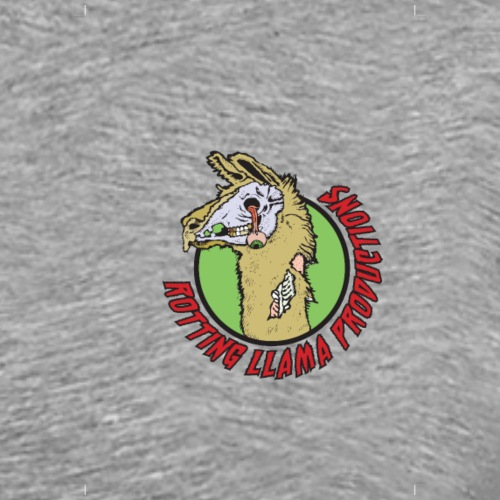 Rotting Llama Productions - Men's Premium T-Shirt