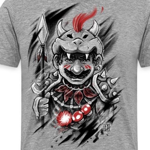 Wild M - T-shirt Premium Homme