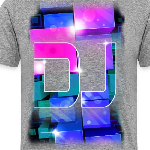 DJ by Florian VIRIOT - T-shirt Premium Homme