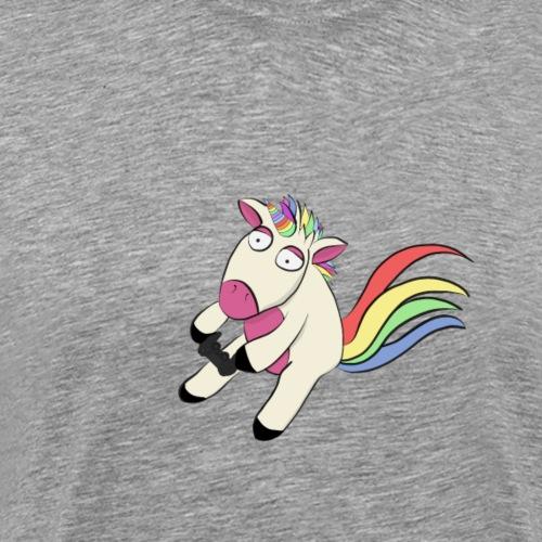 Gamer Einhorn - Männer Premium T-Shirt