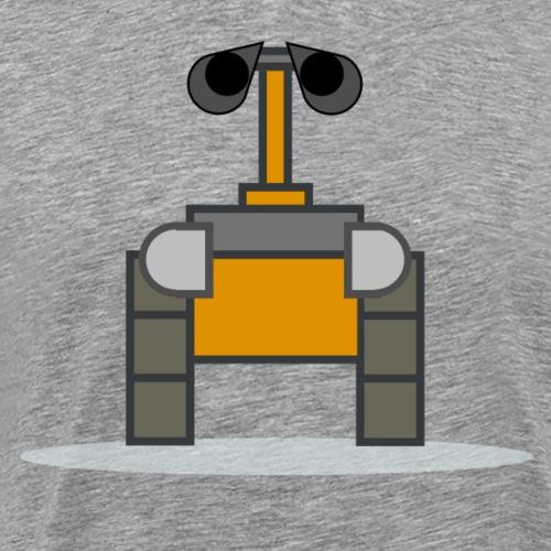Cartoon Wall-E - Men's Premium T-Shirt