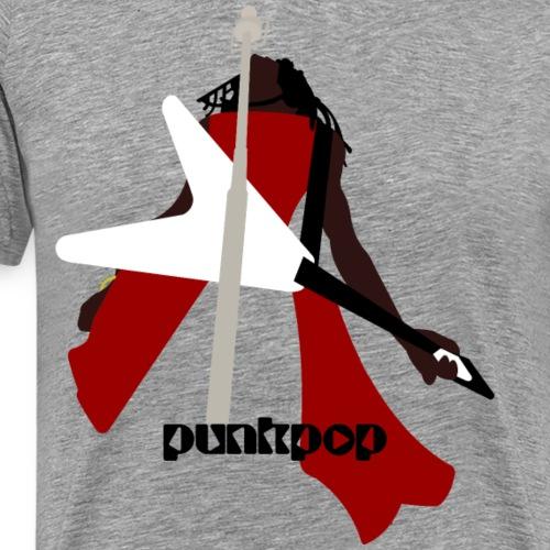 LK AYGGMW PunkPop - Maglietta Premium da uomo