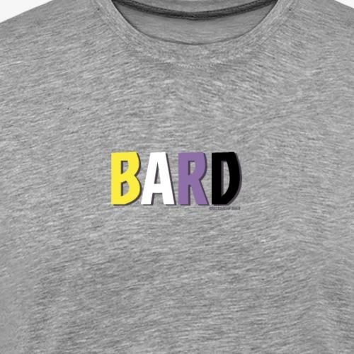 Bard Pride (Non Binary) - Men's Premium T-Shirt