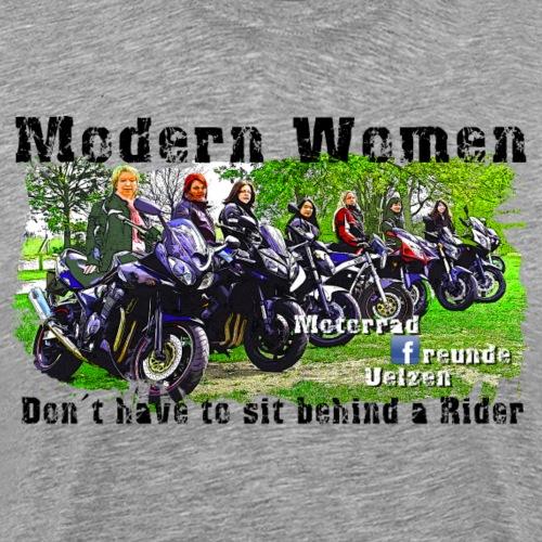 Modern women FBGroup png - Männer Premium T-Shirt