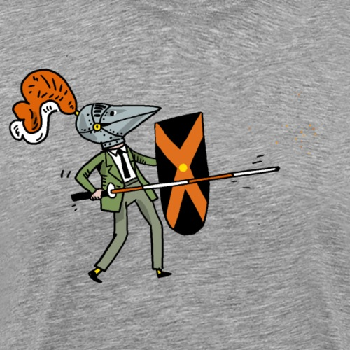 covid 19 - Männer Premium T-Shirt