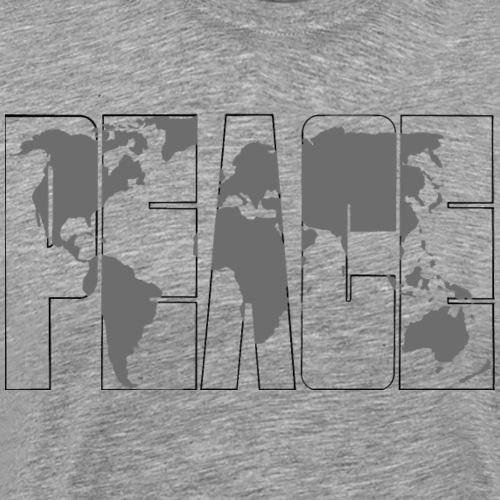 peace on earth 1.2 - Männer Premium T-Shirt