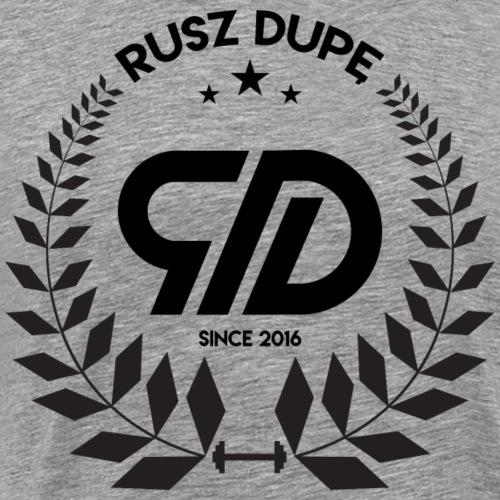 RUSZ DUPE LOGO - Koszulka męska Premium