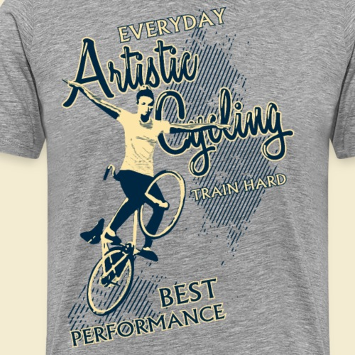 Kunstrad | Everyday - Männer Premium T-Shirt